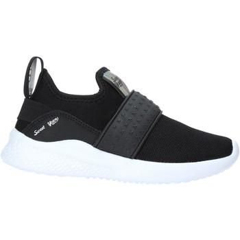 Zapatos Niños Slip on Sweet Years W19-SSK305 Negro