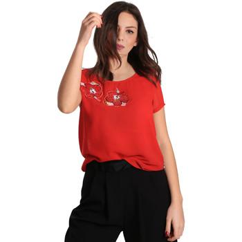 textil Mujer Tops / Blusas Gaudi 811BD45011 Rojo