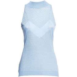 textil Mujer Tops / Blusas Fracomina FR20SM812 Azul