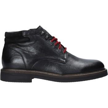 Zapatos Hombre Botas de caña baja Exton 852 Negro
