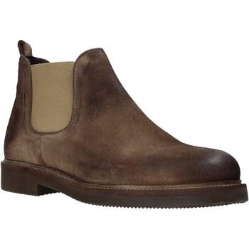 Zapatos Hombre Botas de caña baja Exton 850 Marrón