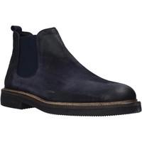 Zapatos Hombre Botas de caña baja Exton 850 Azul