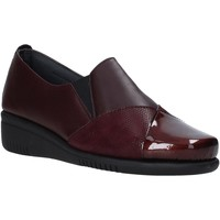 Zapatos Mujer Mocasín Grunland SC2987 Rojo