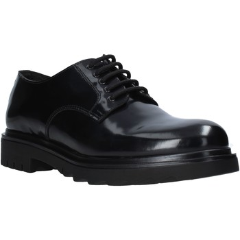 Zapatos Hombre Derbie Exton 608 Negro