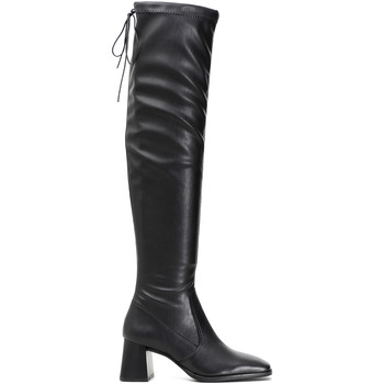 Zapatos Mujer Botas a la rodilla Café Noir LD914 Negro