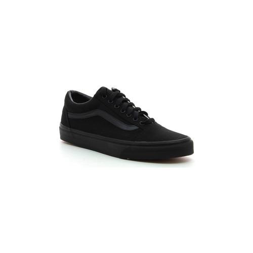 Zapatos Hombre Zapatillas bajas Vans Old Skool black/black