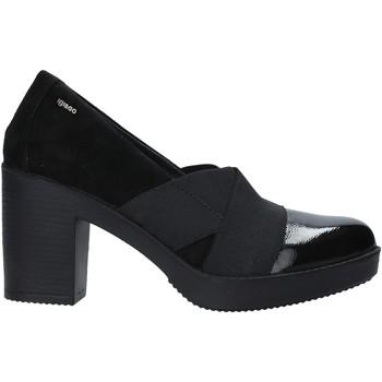 Zapatos Mujer Mocasín IgI&CO 6152900 Negro