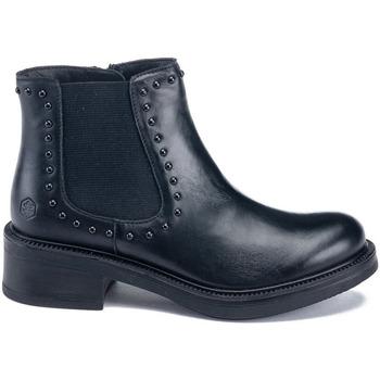 Zapatos Mujer Botas de caña baja Lumberjack SW99303 001 B01 Negro