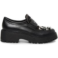 Zapatos Mujer Mocasín Steve Madden SMSMALVERNC-BLKWHT Negro
