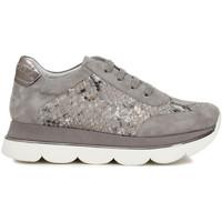 Zapatos Mujer Zapatillas bajas Café Noir DB596 Gris