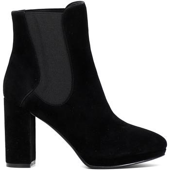 Zapatos Mujer Botines Café Noir MD541 Negro
