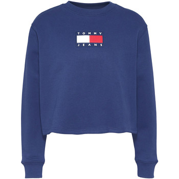 textil Mujer Sudaderas Tommy Jeans DW0DW08548 Azul