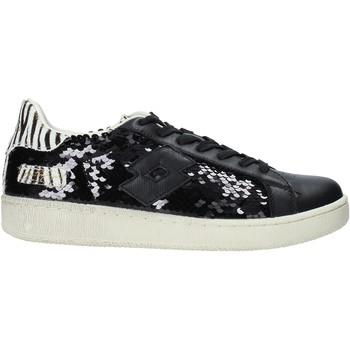 Zapatos Mujer Zapatillas bajas Lotto 215168 Negro