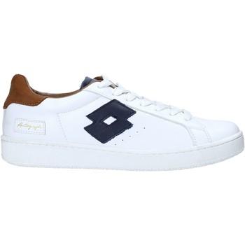 Zapatos Hombre Zapatillas bajas Lotto 215171 Blanco