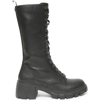 Zapatos Mujer Botas de caña baja Steve Madden SMSHUMOR-BLK Negro