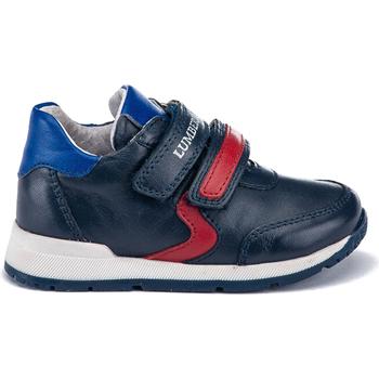 Zapatos Niños Zapatillas bajas Lumberjack SB65111 004 B01 Azul