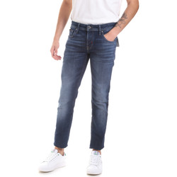 textil Hombre Vaqueros slim Antony Morato MMDT00241 FA750240 Azul