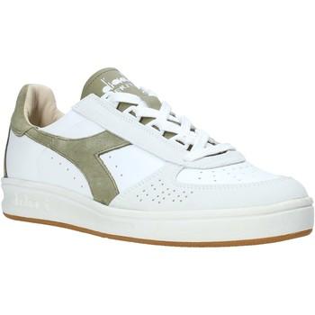 Zapatos Hombre Zapatillas bajas Diadora 201.172.545 Blanco