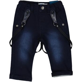 textil Niña Vaqueros slim Melby 20F0220 Azul