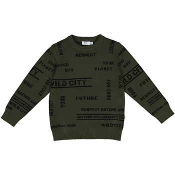 textil Niños Sudaderas Melby 40B2032 Verde