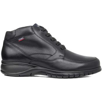 Zapatos Hombre Deportivas Moda CallagHan 12703 Negro