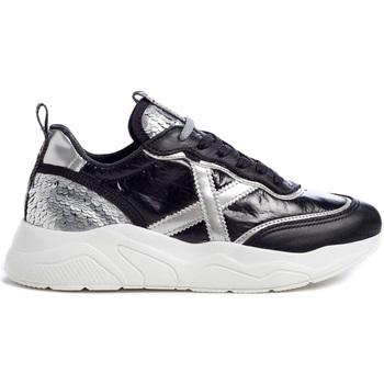 Zapatos Mujer Zapatillas bajas Munich 8770038 Negro