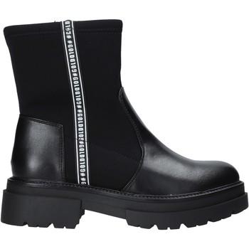 Zapatos Mujer Botas de caña baja Gold&gold B20 GR147 Negro