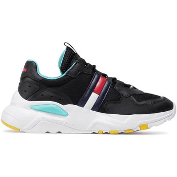 Zapatos Mujer Zapatillas bajas Tommy Hilfiger EN0EN00984 Azul