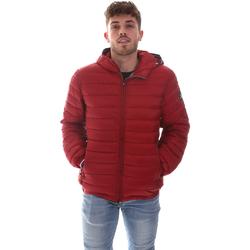 textil Hombre Plumas Navigare NV67073 Rojo