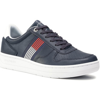 Zapatos Hombre Zapatillas bajas Tommy Hilfiger FM0FM02843 Azul