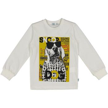 textil Niños Sudaderas Melby 40C0062 Blanco