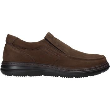Zapatos Hombre Slip on Enval 6209222 Marrón