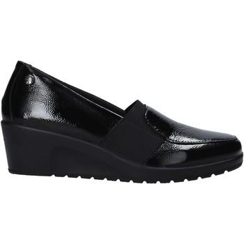 Zapatos Mujer Mocasín Enval 6273511 Negro