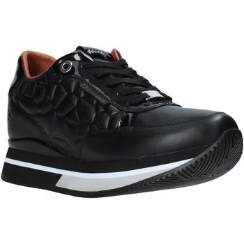 Zapatos Mujer Zapatillas bajas Apepazza F0RSD03/COCCO Negro