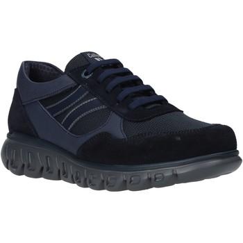 Zapatos Hombre Zapatillas bajas CallagHan 12919 Azul