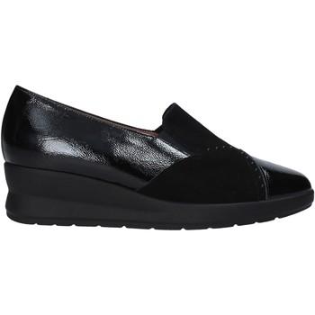 Zapatos Mujer Mocasín Soffice Sogno I20602 Negro