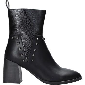 Zapatos Mujer Botas de caña baja Gold&gold B20 GU91 Negro