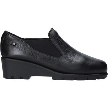 Zapatos Mujer Mocasín Valleverde 36180 Negro