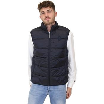 textil Hombre Chaquetas de punto Invicta 4437177/U Azul