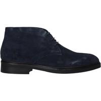 Zapatos Hombre Botas de caña baja Lumberjack SM99703 001 A01 Azul