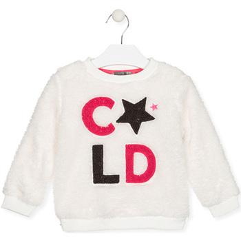 textil Niños Sudaderas Losan 026-6028AL Blanco