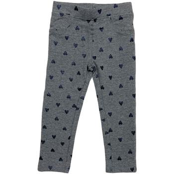 textil Niña Leggings Losan 026-6009AL Gris