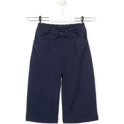 textil Niña Pantalones fluidos Losan 026-6793AL Azul