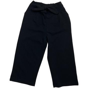 textil Niña Pantalones chinos Losan 026-6793AL Negro