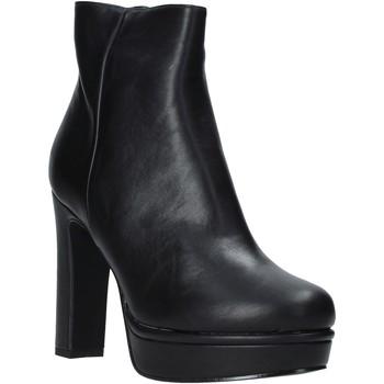 Zapatos Mujer Botas de caña baja Grace Shoes 5202006 Negro