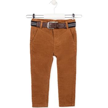 textil Niños Pantalones Losan 025-9791AL Rojo