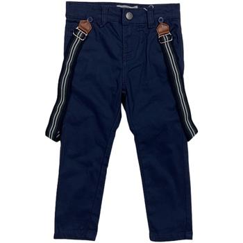 textil Niños Pantalones chinos Losan 025-9790AL Azul