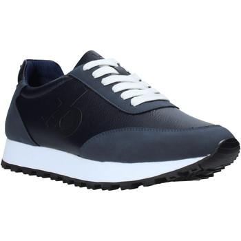 Zapatos Hombre Zapatillas bajas Rocco Barocco RB-HUGO-1901 Azul