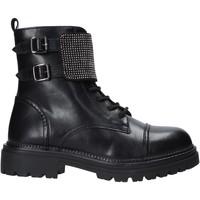 Zapatos Mujer Botas de caña baja Gold&gold B20 GS98 Negro