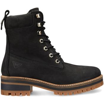 Zapatos Mujer Botas de caña baja Docksteps DSW103602 Negro